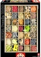 Educa Educa 1000 Parça Puzzle Spices Renkli